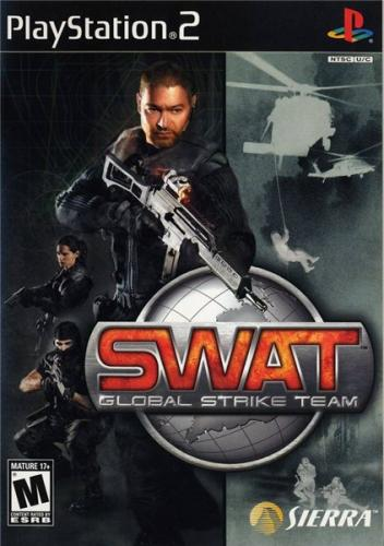 SWAT: Global Strike Team (2003/RUS/PS2)