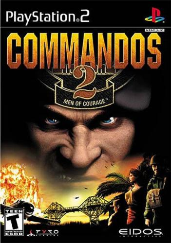 Commandos 2: Men Of Courage (2001/RUS/PS2)