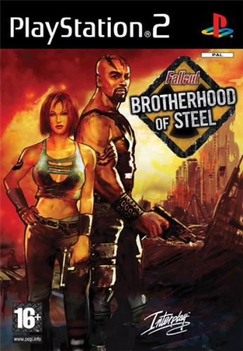 Fallout: Brotherhood Of Steel (2004/RUS-ENG/PS2)