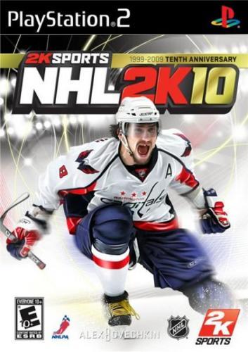 NHL 2K10 (2009/RUS/PS2)