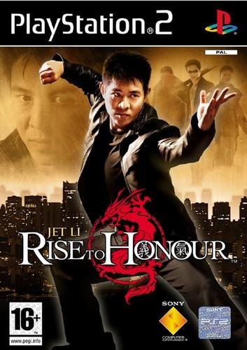 Jet Li: Rise To Honor (2004/RUS-ENG/PS2)
