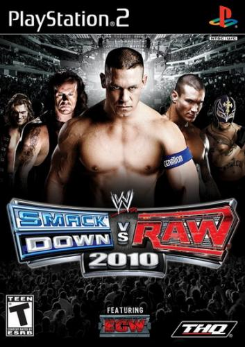 WWE: SmackDown vs. RAW 2010 (2009/RUS/PS2)