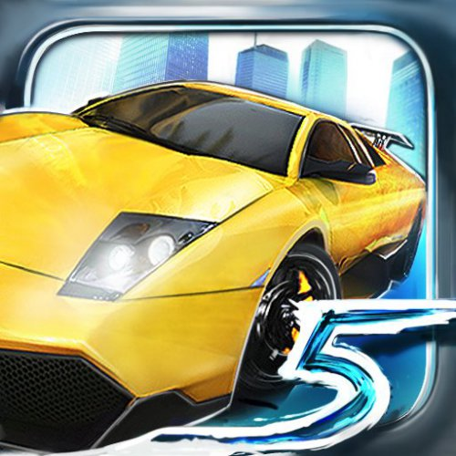 Завантажити Asphalt 5 v.3.1.8 (Racing, 3D, Gameloft) Android OS