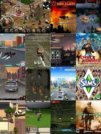 Завантажити Ігри для телефонів s60v3 symbian 9.x (Pack 1)