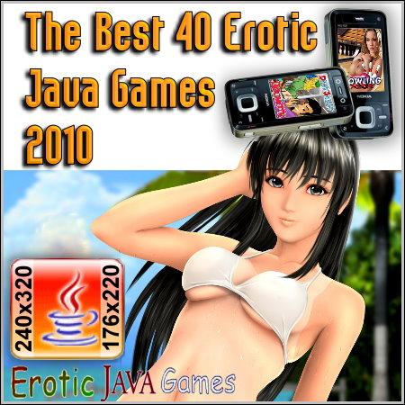 Завантажити Збірка з сорока еротичних Java ігор 2010 (240х320/176x220)
