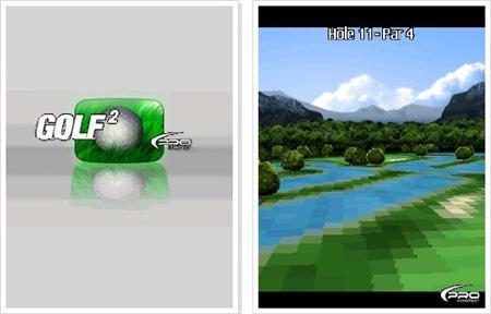 Завантажити Golf Pro Contest 2 3D - Гольф: Змагання Професіоналів-2 3D (JAVA)