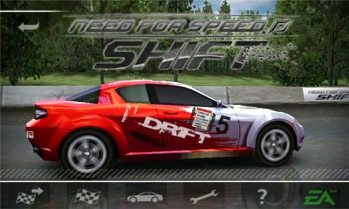 Завантажити Need For Speed Shift HD (Symbian 9.4)